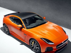 2016 Jaguar F-Type SVR