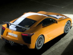 2011 Lexus LF-A Nürburgring package