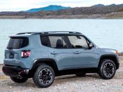 2014 Jeep Renegade Trailhawk 2.4 4WD