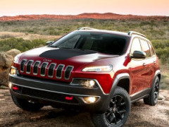 2014 Jeep Cherokee 3.2 V6 4x4