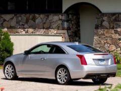 2015 Cadillac ATS Coupe AWD