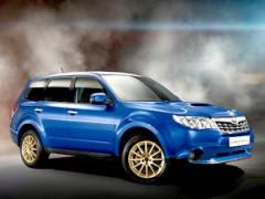 2012 Subaru Forester tS