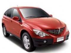 2005 SsangYong Actyon
