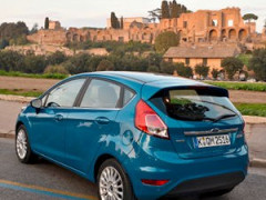 2012 Ford Fiesta 1.6 TDCi ECOnetic