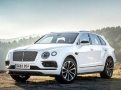 2015 Bentley Bentayga