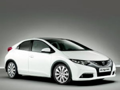 2012 Honda Civic 2.2 i-DTEC