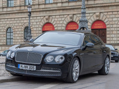 2016 Bentley Flying Spur W12 S