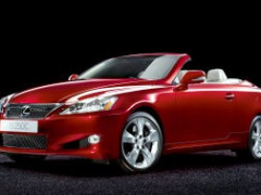 2008 Lexus IS250C