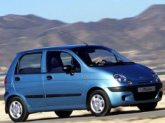 2003 Daewoo Matiz 1.0