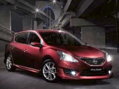 2013 Nissan Pulsar Hatch ST