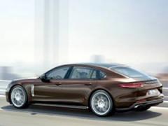 2016 Porsche Panamera 4 Executive