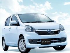 2013 Subaru Pleo Plus G