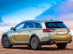 2013 Opel Insignia Country Tourer 2.0 SIDI Turbo Start/Stop