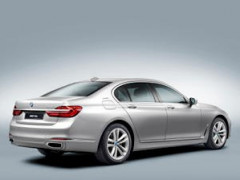 2016 BMW 740e iPerformance