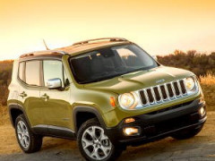 2014 Jeep Renegade Limited 2.4 4WD