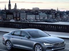 2016 Volvo S90 T6 AWD