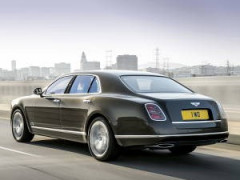 2014 Bentley Mulsanne Speed