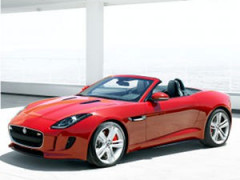 2012 Jaguar F-Type V8 S