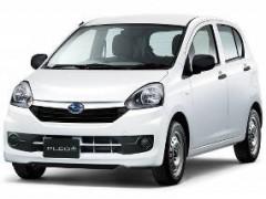 2013 Subaru Pleo Plus E