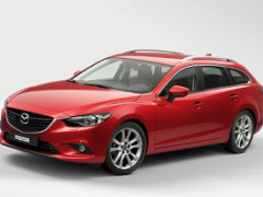 2012 Mazda 6 Wagon 2.2 Diesel