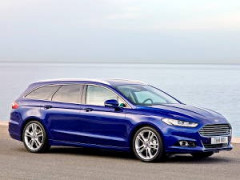 2014 Ford Mondeo Wagon 2.0 TDCi ECOnetic