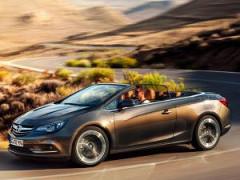 2013 Opel Cascada 1.6 SIDI Start/Stop
