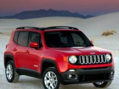 2014 Jeep Renegade Latitude 1.4