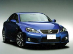 2007 Lexus IS-F