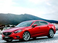 2012 Mazda 6 Sedan 2.0
