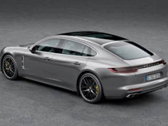 2016 Porsche Panamera Turbo Executive