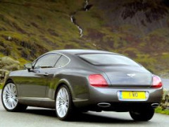 2007 Bentley Continental GT Speed