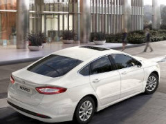 2014 Ford Mondeo 2.0 iVCT Hybrid