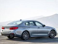 2016 BMW 540i