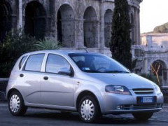 2002 Daewoo Kalos 1.2 Hatchback