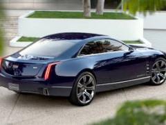 2013 Cadillac Elmiraj