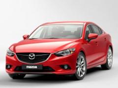2012 Mazda 6 Sedan 2.5 i-stop