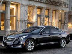 2016 Cadillac CT6 2.0 Turbo
