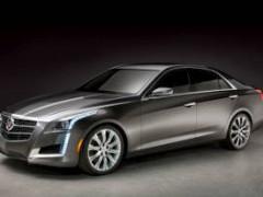 2014 Cadillac CTS 2.0 Turbo AWD